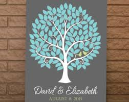 tree signing for wedding wedding tree guest book wedding guestbook leafy signature