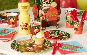 Horse Birthday Decorations Donkey Kong Party Supplies Birthdayexpress Com