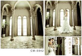 wedding backdrop background 2017 5x7ft grand palace building for wedding photos