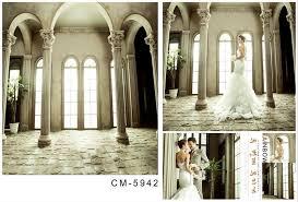 backdrop wedding korea 2017 5x7ft grand palace building for wedding photos