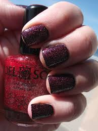 del sol ruby slippers u003d color changing nail polish d polish