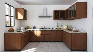 Buy Indian Home Decor Online Luxurious And Splendid Modular Kitchen Designs U Shaped Buy