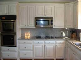 White Paint Kitchen Cabinets by Painting Oak Kitchen Cabinets White Gold Interior Design