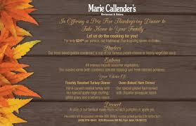 thanksgiving flyer callender s on behance
