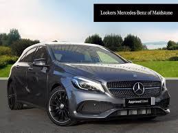 mercedes 220 amg mercedes a class a 220 d 4matic amg line premium grey 2016