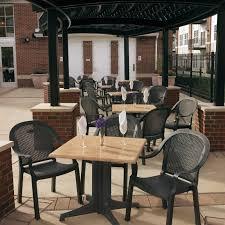 Outdoor Restaurant Chairs Outdoor Restaurant Furniture Wicker U2014 Home Ideas Collection