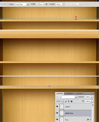 create an i pad inspired bookshelf using photoshop tech talk blog