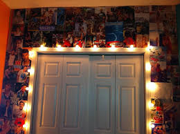 bedrooms lights in room on decor with christmas lights