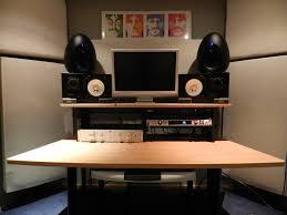 Studio Monitor Stands For Desk my monitor position conundrum gearslutz pro audio community