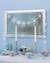 Blue Snowflakes Decorations Blue Christmas Decorations Christmas Celebrations