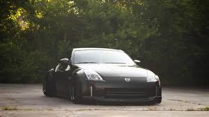 custom black nissan 350z скачать обои tuning 350z datsun japan low face fairlady z