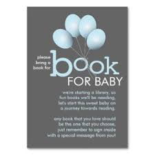 bring a book instead of a card poem ideas bring a book baby shower exciting instead of card