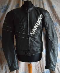 leather racing jacket vanucci men u0027s racing u0026 sports motorcycle leather jacket ebay