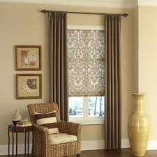 Blinds And Matching Curtains How To Mix And Match Window Treatments The Finishing Touch