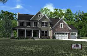 Two Story Farmhouse Diyanni Homes Your Land And New Home Experts