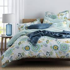 kassidy percale reversible duvet cover the company store
