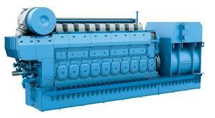 three phase generator set diesel for marine applications c25