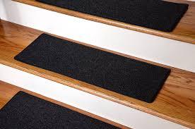 carpet stair treads black u2014 new home design appealing carpet