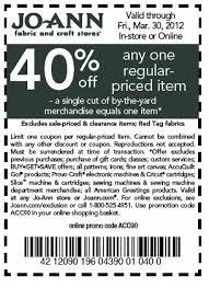 joanns coupon app joann coupons printable bourseauxkamas