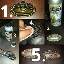 How To Spray Metallic Paint - best 25 brushed nickel spray paint ideas on pinterest steps to