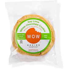wholesale individually wrapped cookies key lime white chocolate cookie individually wrapped wow baking
