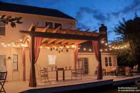 Attaching Pergola To House by Remodelaholic Diy Pergola Tutorial How To Build Your Own