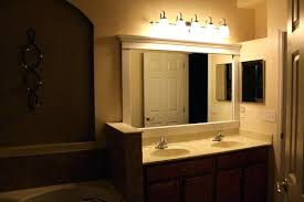 Led Light Mirror Bathroom Bathroom Mirrors With Led Lights And Shaver Point Lighting