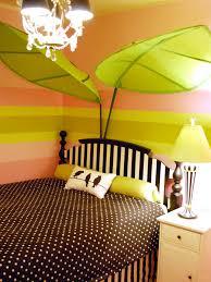Pink And Green Bedroom - 3 girls bedroom ideas zebra pink and green excerpt sweet loversiq