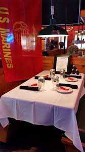 Fallen Comrade Table by Special U0027 Table Sits Empty At Texas Roadhouse For A Heartbreaking
