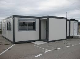 bureau préfabriqué bureau modulaire batiment modulaire et bureau préfabriqué
