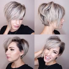 chin cut hairbob with cut in ends 360 pixie cut 360 short hair bob haircut chloenbrown h a i r