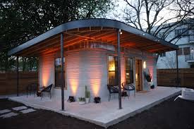 home house this 3 d printed house costs 10 000 and can be built in 24 hours