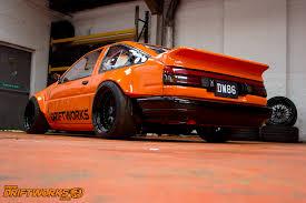 toyota 86 corolla driftworks toyota corolla ae 86 is a v8 beast autoevolution