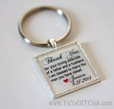 father of the groom gift wedding date cufflinks for dad from