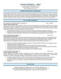 Subject Matter Expert Resume Resume Examples Human Resources Resume For A Generalist In Human