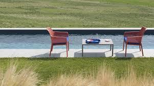 Aria Patio Furniture Outdoors The - aria 100 rectangular coffee table by nardi design raffaello galiotto