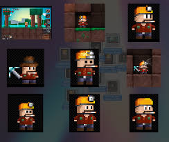 design woes character design woes junk jack development blog a game by pixbits
