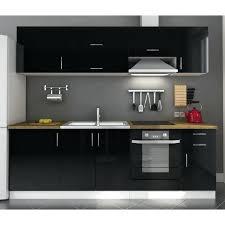 peindre meuble cuisine laqué peindre un meuble en noir laque idées décoration intérieure