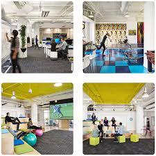bureau start up 10 des bureaux créatifs de startups les plus agréables