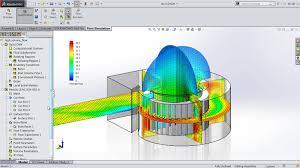 solidworks 2015 sneak peek rotating mesh region for flow simulation