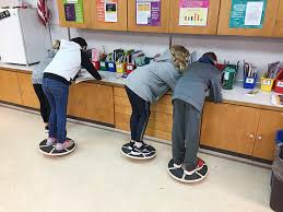 Standing Desks For Students Students Try Flexible Seating Albert Lea Tribune