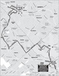 septa map route of the week 103 septa