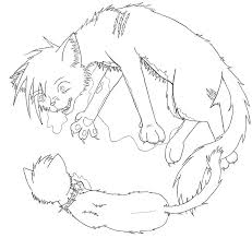 warrior cats coloring pages sad warrior cats coloring pages warrior cats kittens coloring pages to