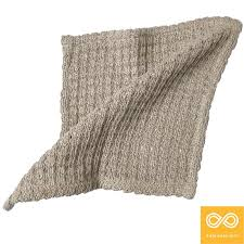 organic flax linen knit wash cloths dish towels
