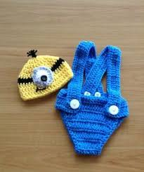 Crochet Baby Halloween Costumes Despicable Baby Minion Halloween Costume Halloween