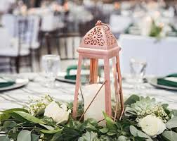 lantern centerpieces for weddings moroccan lantern etsy