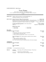 extracurricular resume template basic resume template 5 free templates in pdf word excel download
