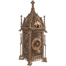 early possibly french gothic iron chamber clock circa 1481 at 1stdibs