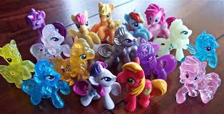 My Little Pony Blind Packs Mlp Fim Blind Bags Part 1 By Doopliss666 On Deviantart