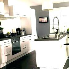 cuisine bois pas cher modele cuisine bois moderne deco cuisine blanc et bois modele de